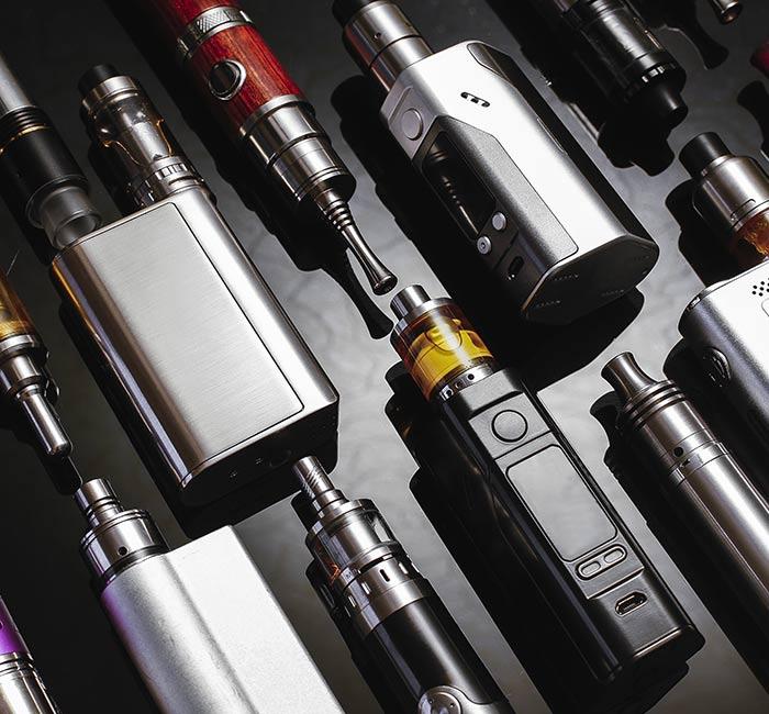 Vente de cigarettes électroniques à Melesse