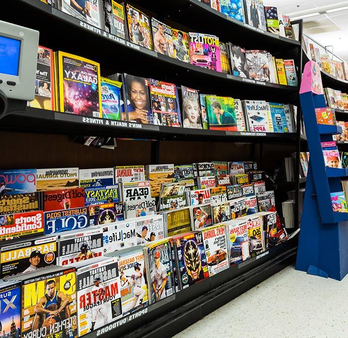 Kiosque à journaux et magasin d'articles divers à Melesse